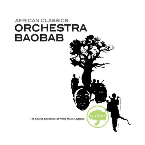 African Classics: Orchestra Baobab by Sheer Sound