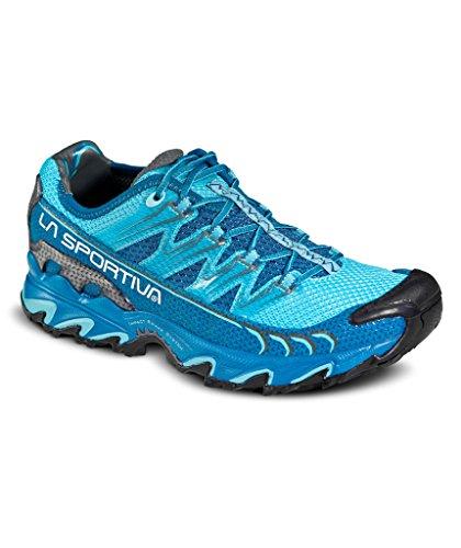 La Sportiva Mutant Dames Trailrunning Schoenen - Ss18 Ultra Raptor Woman Carbon / Cobalt Blue Talla: 36.5