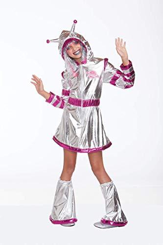 Halloween Wholesalers Super Nova Girls Costume (4 Pack)