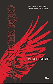 Amanecer rojo 1. par BROWN PIERCE