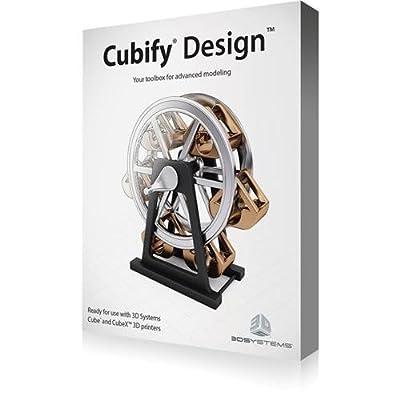 3D Systems Cubify Design Cubify Design Cubify Design Cubify Design 7.5In L X