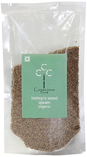 Conscious Food Organic Ajwain-100g by CONSCIOUS FOOD