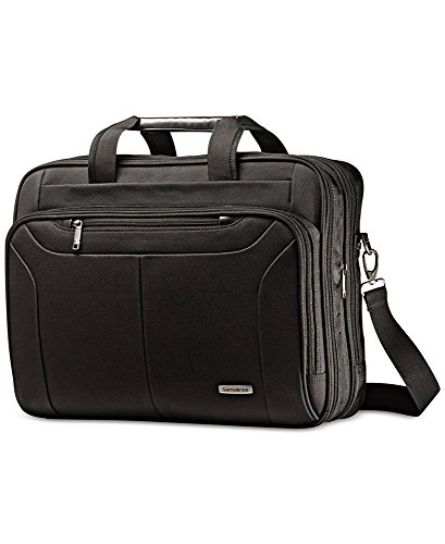 Samsonite Ballistic Expandable Toploader Briefcase