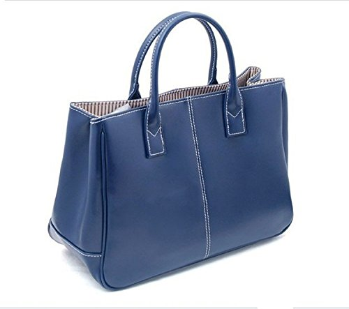 Ginkgo Fashion Simple leather Handbag