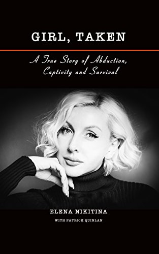 """""""One woman's shocking true story of abduction, war and survival."""""""