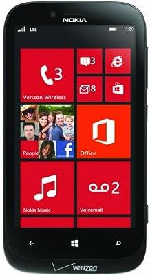 Nokia Lumia 822, Black 16GB (Verizon Wireless)