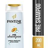 Pré Shampoo Pantene Limpeza Profunda, 200ml