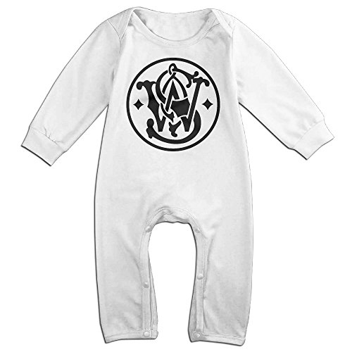 Toddler Catwoman Romper Costumes (VanillaBubble M&P For 6-24 Months Boys&Girls Cute Baby Climbing Clothes White Size 6 M)