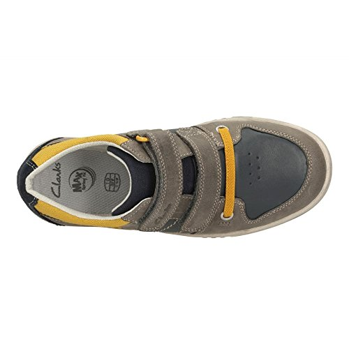 Clarks Chad Skate Inf - zapatilla deportiva de cuero Niño