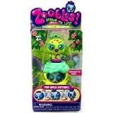 Zoobles Toy Petagonia Animal Mini Figure #11 Birdadette