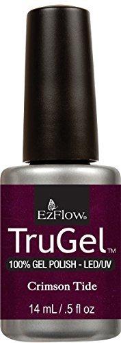 EzFlow TruGel Crimson Tide - .5 (Ezflow Nail Gel)