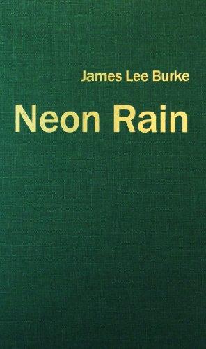 book cover of The Neon Rain