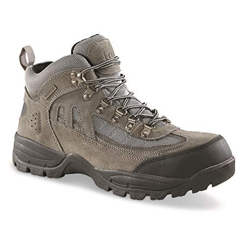Itasca Men's Amazon Waterproof Hiking Boots, Amazon Grey, 10.5D (Medium) ()
