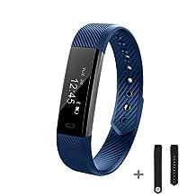 Smart band monitor de salud, smart watch bluetooth, pantalla OLED y resistente al agua para sitema operativo adroid y IOS