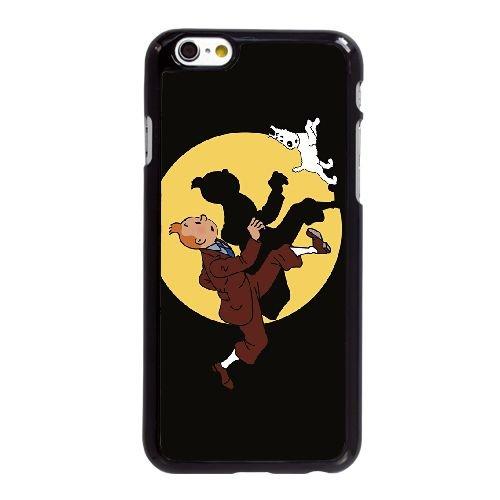 Les Aventures De Tintin XV58YK7 coque iPhone 6 6S plus de 5,5 pouces de mobile cas coque D2HV7M7ZH
