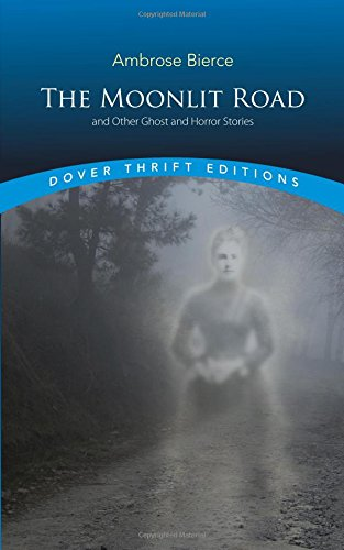 book cover of The Moonlit Road