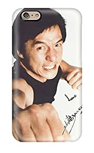 Anti-scratch And Shatterproof Jackie Chan Phone Case For Iphone 6/ High Quality Tpu Case