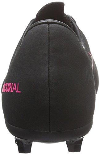 FG Rose de Chaussures Jr Mercurial Rugby Noir Vapor Nike Noir Garçon Noir XI 7xIZSgq7w