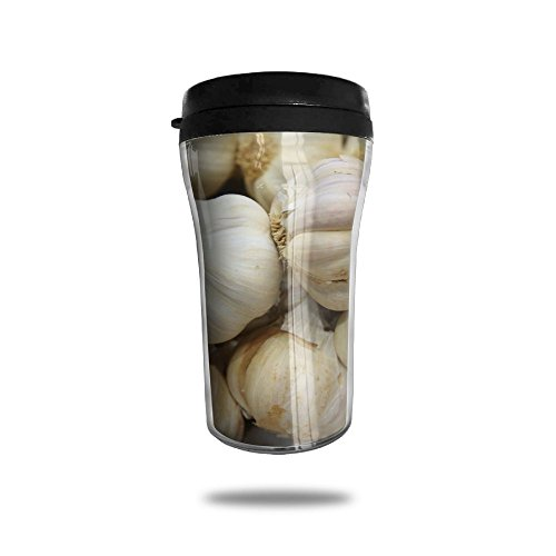 FTRGRAFE A Lot Of Onions Travel Coffee Mug 3D Printed Portable Vacuum Cup,Insulated Tea Cup Water Bottle Tumblers For Drinking With Lid 8.54 Oz (250 Ml)