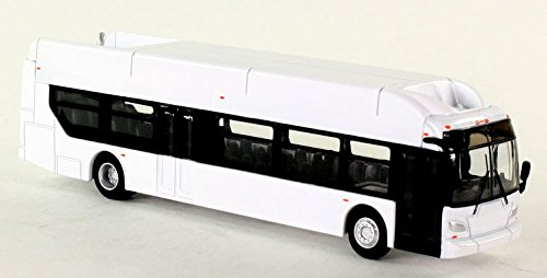 - New Flyer Excelsior Model Bus HO Scale Diecast Bus 1:87 Scale Diecast HO Scale