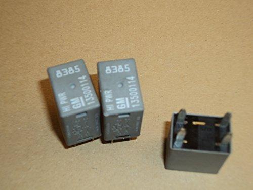 OEM GM 4-Pin Relay 13500114 High Power 4 Terminal Multi-Use Relay -