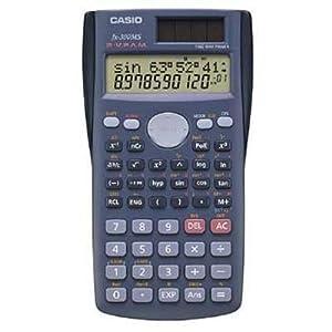 Casio fx-300MS Scientific Calculator, Pack of 10 (Teacher Pack)