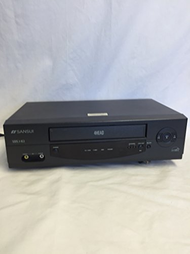 SANSUI VCR4512 - Sansui Dvd Recorder Players