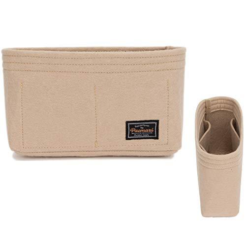 Felt Insert Bag Organizer Bag For Tote Handbag Pocket Organizer,Multi-Pocket Handbag Shaper