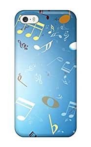 5/5s Scratch-proof Protection Case Cover For Iphone/ Hot Music Phone Case