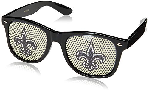 NFL New Orleans Saints Game Day Shades Sunglasses (Saints Sunglasses New Orleans)