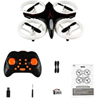 Littleice Mini Drone GYRO XXD-158 UFO 2.4Ghz 4CH 6-Axis Headless Dinosaur RC Quadcopter Remote Control LED Attitude Hold