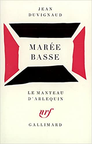 Book Maree basse (French Edition)