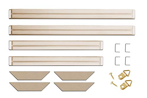 Solid Wooden Profession Canvas Frame Kit for Oil Painting,Wall Art Any Sizes Available 16x20