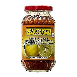 MOTHER\'S RECIPE LIME PICKLE S I STYLE 300G
