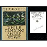 Thoughts While Tending Sheep, W. G. Ilefeldt, 0517569191