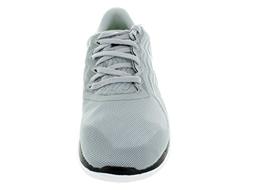 Nike Mens Libre 4,0 Loup Gris / Blanc / Noir Chaussure De Course 13 Hommes Nous