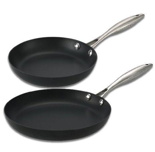 Scanpan Professional Fry Pan Set, 2-Piece (Griddle Pan Scanpan)