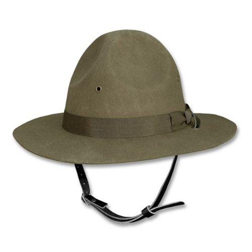 Miltec US Drill Instructors Hat (57cm (71/8)) ()