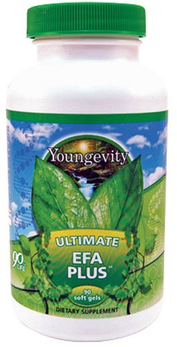 Ultimate EFA Plus Omega Fatty Acid Blend (90 count) by Youngevity