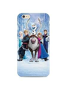 Frozen Disney Iphone 6 Hard Case Cover