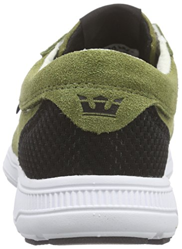 Grün Top Black White Supra Olive Run Hammer Unisex Low Olb Erwachsene nwUHqO