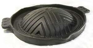 Mongolian BBQ Grill - Cast Iron