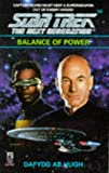 Balance of Power, Dafydd ab Hugh, 0671520032
