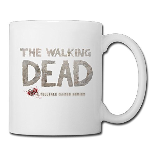 NVVM Personalized The Walking Dead Coffe Cup 15 Oz For Coffee/tea/espresso/milk/water