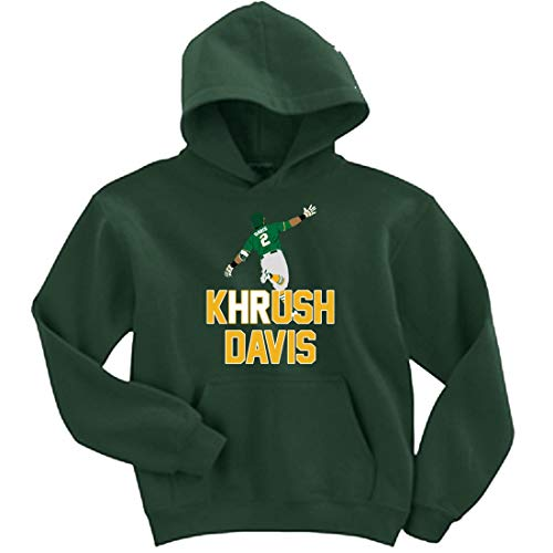 Forest Oakland Khrush Davis Home Run Hooded Sweatshirt Youth