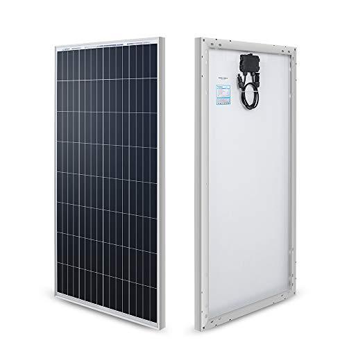 Renogy 100 Watt 12 Volt Monocrystalline Solar Panel (New Edition), Design
