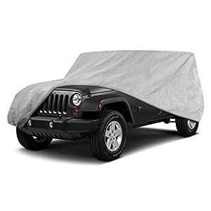 car cover for jeep wrangler