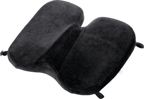 design-go-memory-foam-soft-seat-black-one-size