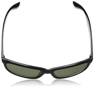 Dot Dash Poseur Wayfarer Sunglasses,Rasta,54 mm