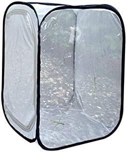 Souarts - Jaula de Insectos y Mariposas Plegable para niños ...